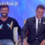 Trono classico - Gianni Sperti e Mattia Marciano