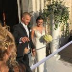 Matrimonio Elga Enardu e Diego Daddi