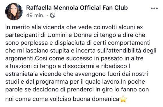 Facebook - Mennoia