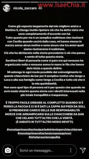 Instagram - Nicola Zaccaro