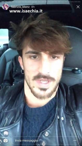 Instagram Fabrizio Baldassarre