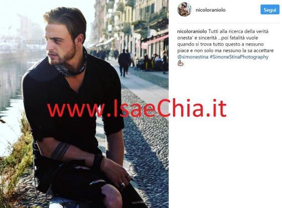Instagram - Nicolò Raniolo