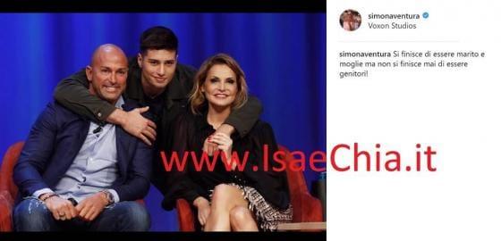 Instagram - Simona Ventura