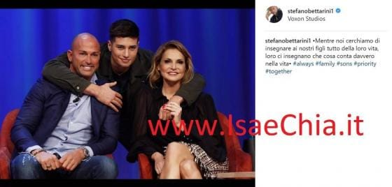 Instagram - Stefano Bettarini