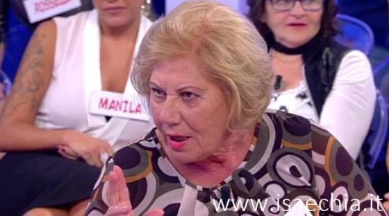 Trono over - Anna Maria
