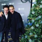 Gabriele Parpiglia e Daniele Bossari
