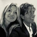 Gianluca Mastelli e Morena Bonvicini
