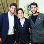 Ignazio Moser, Gabriele Parpiglia, Jeremias Rodriguez