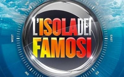 L'Isola Dei Famosi Logo