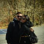 Fabiano Reffe e Nicoletta Sarnataro
