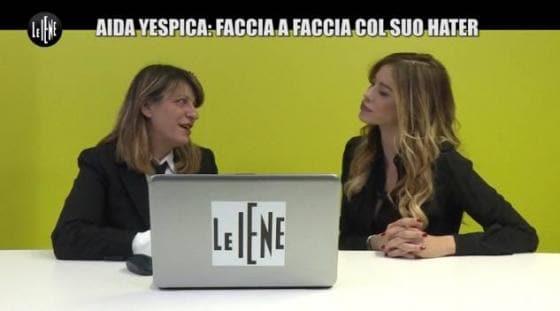 Aida Yespica - Le Iene