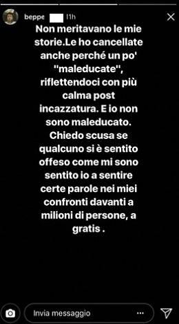 Instagram - Beppe