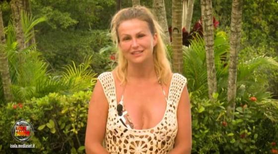 L'Isola dei Famosi 13 - Eva Henger