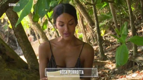 Rosa Perrotta - Isola