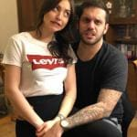 Sara Pandini e Gianmarco Valenza