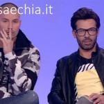 Trono classico - Jack Vanore e Gianni Sperti