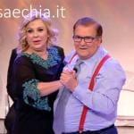 Trono over - Tina Cipollari e Domenico