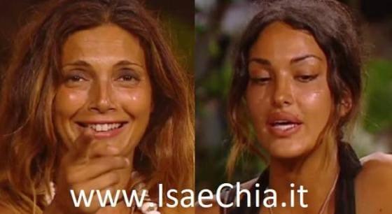 Alessia Mancini e Rosa Perrotta