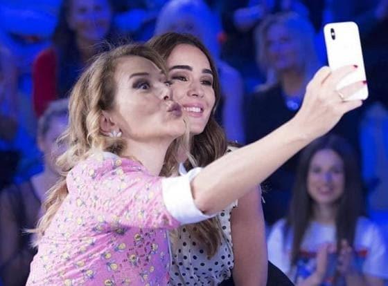 Barbara D'Urso e Silvia Toffanin