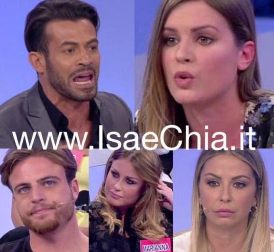 Gianni Sperti - Marta Pasqualato - Nicolò Raniolo - Marianna Acierno - Sabrina Ghio