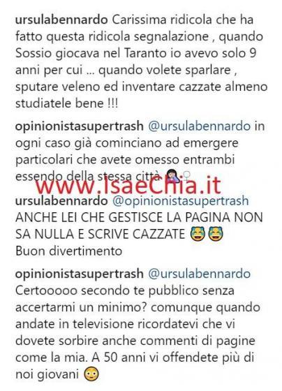 Instagram - Ursula Bennardo