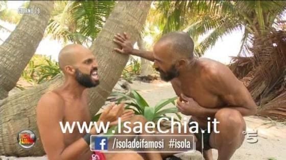 Isola 13 - Amaurys Perez e Jonathan Kashanian