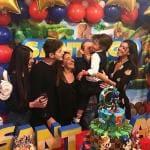 Santiago e famiglia De Martino