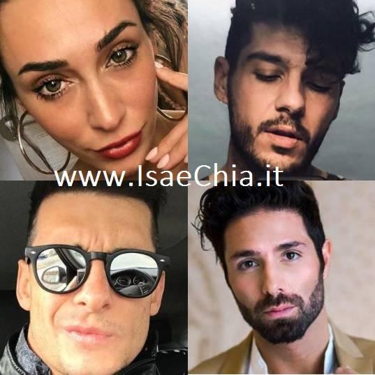 Sonia Lorenzini - Federico Piccinato - Emanuele Mauti - Claudio D'Angelo