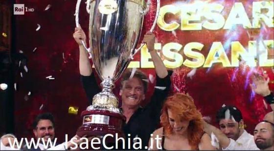 Cesare Bocci e Alessandra Tripoli
