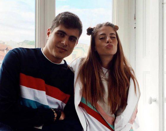 Chiara Nasti e Ugo Abbamonte