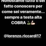 Instagram Alex Migliorini