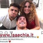 Giordano Mazzocchi, Sara Affi Fella, Luigi Mastroianni