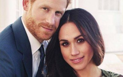 Harry del Galles e Meghan Markle