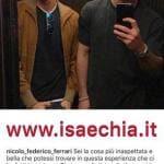 Instagram Nicolò Ferrari