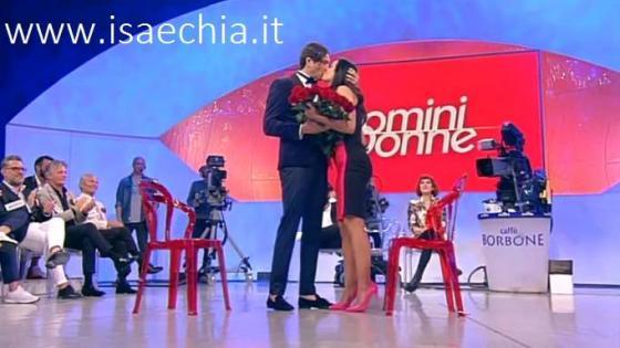 Trono over - Tomas Fierro e Donatella Lopar