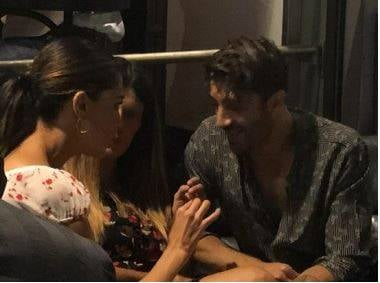 Belen Rodriguez e Andrean Iannone