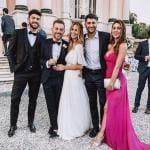 Filippa Lagerback, Daniele Bossari, Cecilia Rodriguez, Ignazio Moser, Jeremias Rodriguez