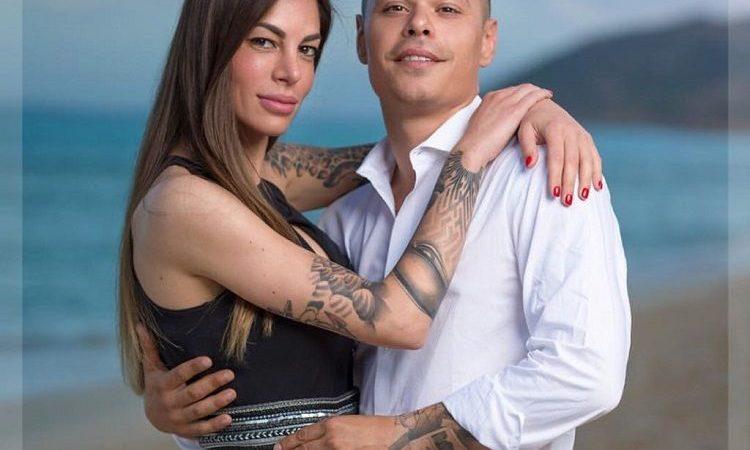 Giada Giovanelli e Francesco Branco