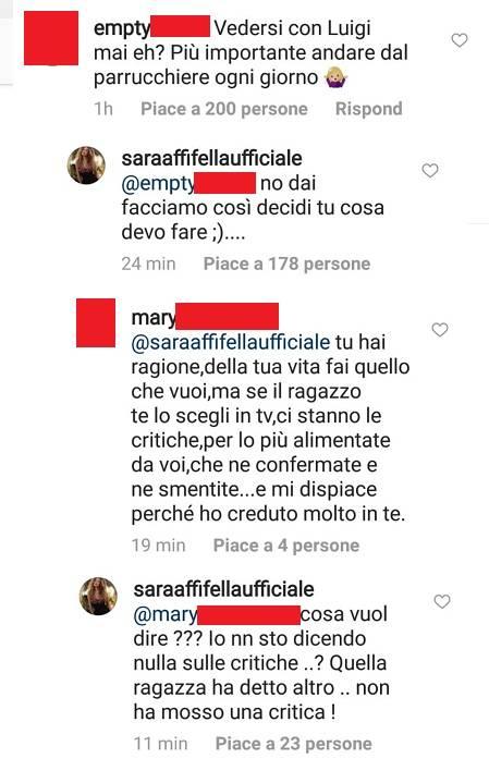 Sara Affi Fella E Luigi Mastroianni Ci Risceglieremmo Altre Mille