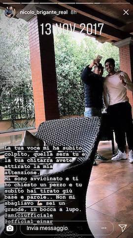 Instagram - Nicolò Brigante
