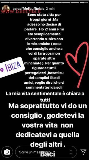 Instagram - Sara