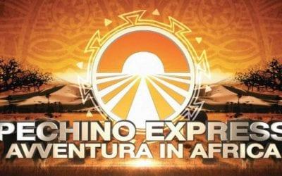 Pechino Express 7 Logo