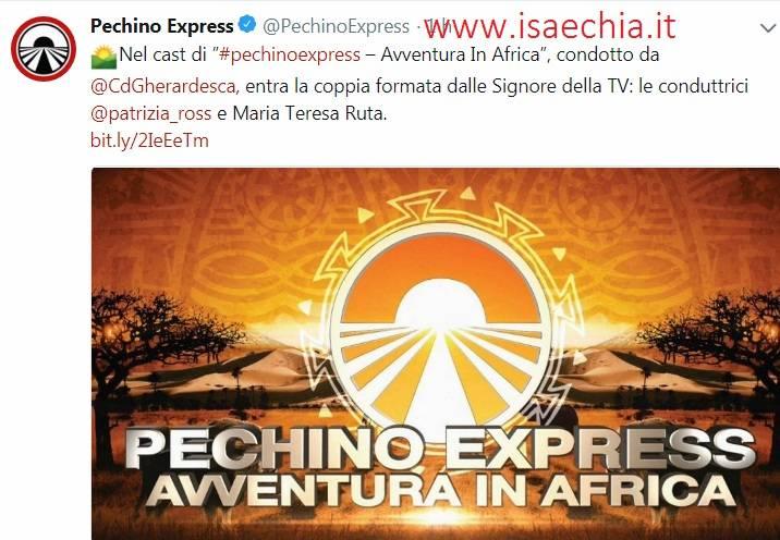 Eleonora Brigliadori parteciperà a 'Pechino Express'? Il giallo si infittisce