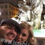 Tina Cipollari e Vincenzo