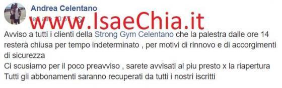 Facebook - Andrea Celentano