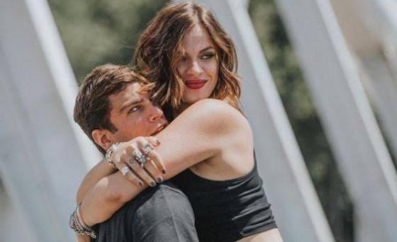 Filippo Contri e Lucia Orlando