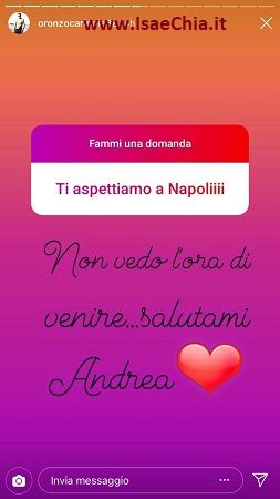 Instagram Oronzo Carinola
