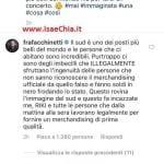 Instagram Riki, Francesco Facchinetti