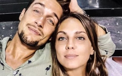Andrea Dal Corso e Martina Sebastiani