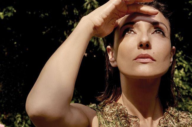 Ambra Angiolini: dedica d'amore per Allegri